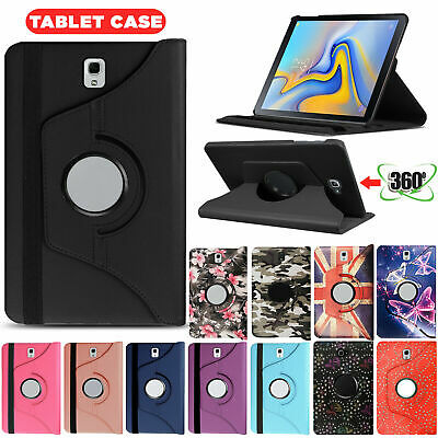 £2.95 • Buy Folio Stand Leather Cover Case For 7  8  10.1  Samsung Galaxy Tab A A6 Tablet