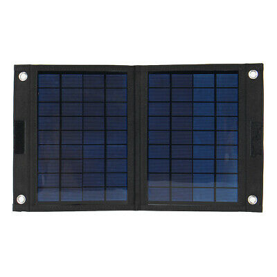 Sunpower 50W 18V Foldable Solar Panel Charger Solar Power Bank For Huawei IPhone • 25.72£