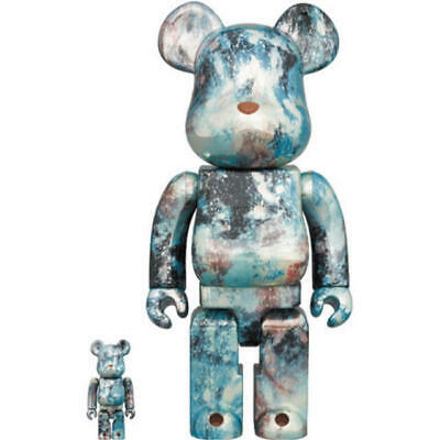 $245.80 • Buy MEDICOM TOY BE@RBRICK BEARBRICK PUSHEAD #5 100% & 400% Set 2020