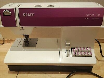 PFAFF Select 3.0 Used But In Good Condition. Works Well.  • 360£
