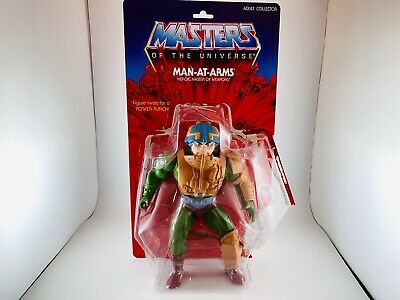 $45.99 • Buy Masters Of The Universe GIANT MAN AT ARMS 12  Figure Collector MOTU Box DMG Sale