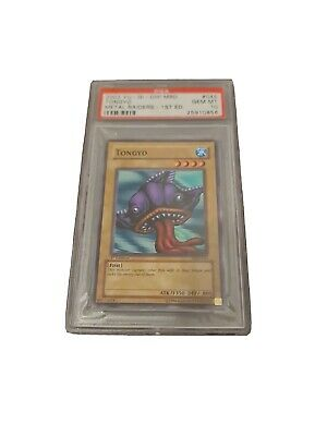 2002 Yugioh Tongyo Metal Raiders 1st Edition Psa 10 • 35.73£