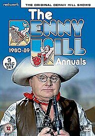 £35.95 • Buy The Benny Hill Annuals 1980 - 1989 ---- 9-Disc DVD Boxset