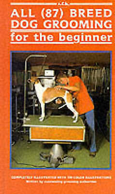 All 87 Breed Dog Grooming T F H Publications Good Book • 17.68£