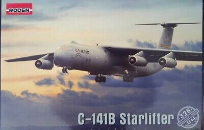 £27.99 • Buy Roden 325 1:144th Scale Lockheed C-141B Starlifter