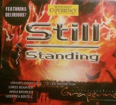 £2.99 • Buy Worship Experience: Still Standing - Live Worship From Grapevine (2004) CD *VGC*