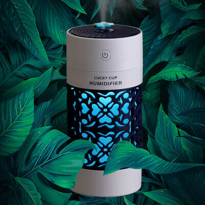 AU23.59 • Buy Portable Air Humidifier Aroma Aromatherapy Ultrasonic USB Diffuser Oil Purifier