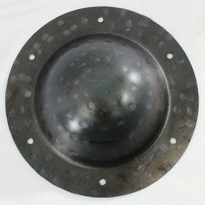 Medieval / Viking Shield Boss / Umbo. 8 Inches 12 Gauge. Centre Hand Protection • 21£