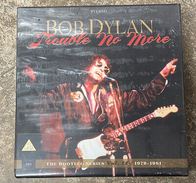 BOB DYLAN - Trouble No More: The Bootleg Series Vol.13 / 1979-1982 [CD] SEALED • 99.99£