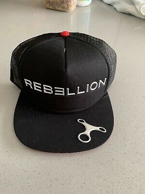 Brand New Le Mans 24hrs Rebellion Racing Baseball Cap One Size • 10£