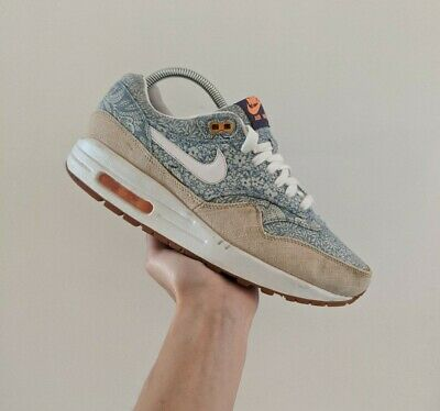 Nike Air Max 1 Liberty Of London Trainers - Size 7 -Limited Edition  • 130£