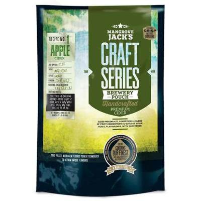 Mangrove Jack's - Apple Cider - 40 Pint Kit • 27.95£