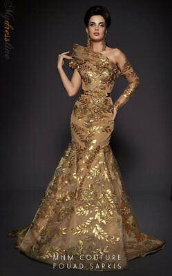 $ CDN1733.97 • Buy MNM Couture 2462 Evening Dress ~LOWEST PRICE GUARANTEE~ NEW Authentic