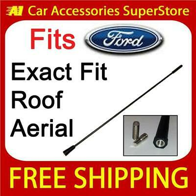 £6.99 • Buy Ford Fiesta Replacement Car Radio Aerial Arial Whip Mast Antenna For Roof