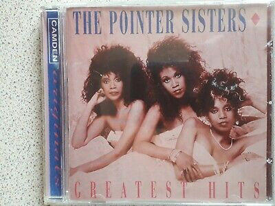 The Pointer Sisters Greatest Hits (CD) • 1.55£