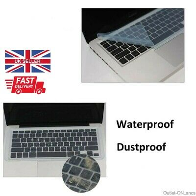 Keyboard Cover Silicone Protector Film Laptop 13  14  15  Dust And Waterproof • 2.99£