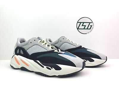$ CDN804.83 • Buy Adidas Yeezy Boost 700 OG Wave Runner Size 11  Solid Grey B75571 100% Authentic