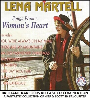£4.25 • Buy Lena Martell Very Best Greatest Essential Scottish Favourites Hits Collection CD