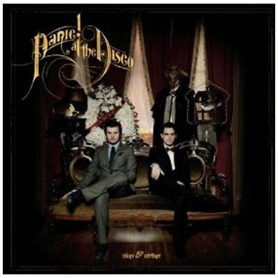 Panic! At The Disco Vices & Virtues 2011 Alternative Rock Cd New • 13.99£