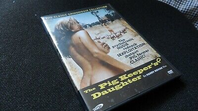 The Pigkeepers Daughter - Dvd - Harry Novak - Grindhouse Collection • 8£