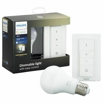 AU58 • Buy Philips Hue Wireless Dimming Kit With A60 E27 Bulb