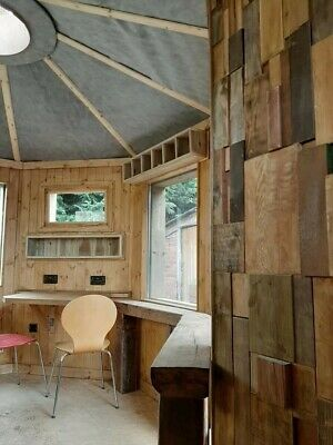 Timber Cabin, Bespoke All Shapes And Sizes. Glamping, Garden Office, Rental • 1,000£