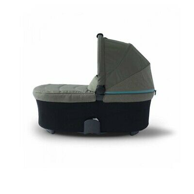 MICRALITE Smartfold Carrycot Evergreen RRP £195 • 50£