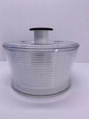 """£11.30 • Buy Oxo Good Grips Little Salad Spinner Clear, Small 8"""""""
