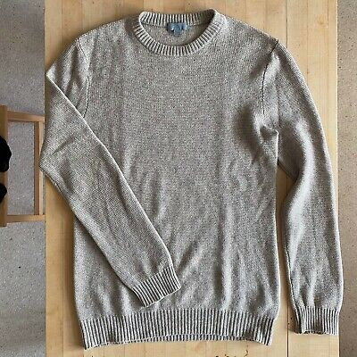 COS Wool And Yak Beige Jumper | Size Medium | Excellent Condition • 17£