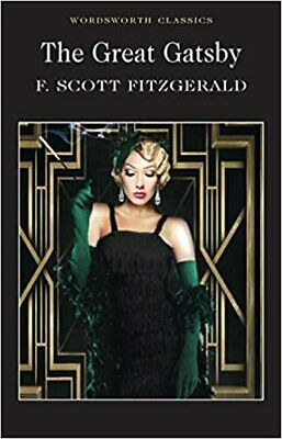 The Great Gatsby (Wordsworth Classics) • 2.91£
