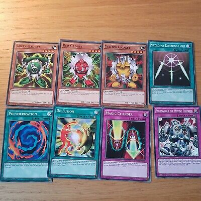 Yugi's Legendary Decks Mini Pack Vintage 8x Yugioh Card Lot / Bundle NM/Mint  • 3.50£