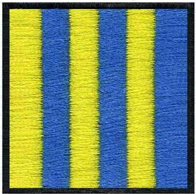 G Golf : Flag Embroidered Patch International Maritime Nautical Navy Signal  • 2.49£