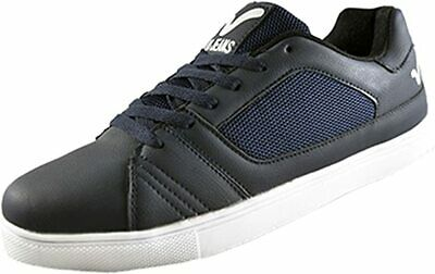 Brand New Voi Jeans Mens NAVY BLUE Trainers Pumps Shoes Sizes UK SIZE 6 GLIDE • 19.99£