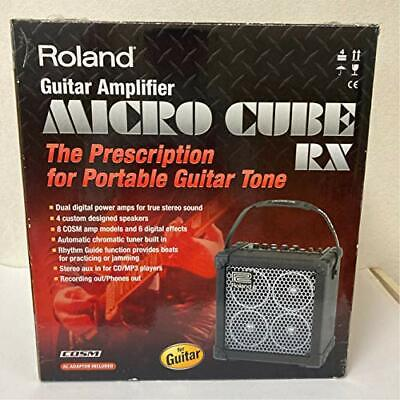 AU461.15 • Buy Roland Bass Amplifier MICRO CUBE BASS RX MCB-RX NEW Tracking From JAPAN