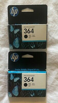 HP 364 Ink Cartridge - Black (CB316EE) (2012) • 5£