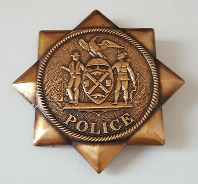 £24.99 • Buy Obsolate Historical Police Badge....City Of New York 1845