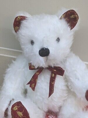 £20 • Buy Traditional Jointed Christmas Teddy Bear Sewing Kit