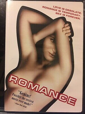 ROMANCE-DVD-  Possibly The Sexiest Movie Ever Made -a Film By Catherine Breillat • 10£