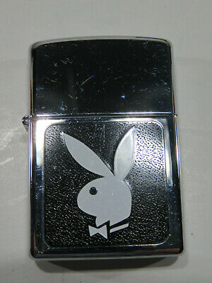 AU28 • Buy Classic Playboy Zippo Lighter. Boxed.