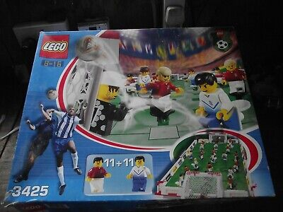 LEGO 3425 Football GRAND CHAMPIONSHIP CUP BOXED  Soccer Pitch Set • 50£