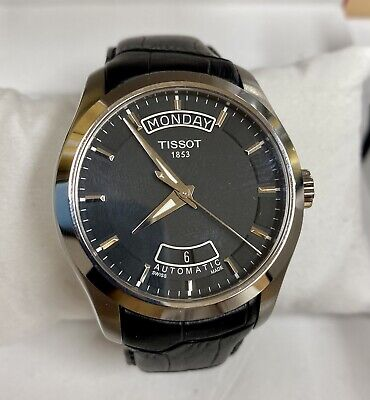 Tissot Couturier Automatic Watch T035407A • 350£