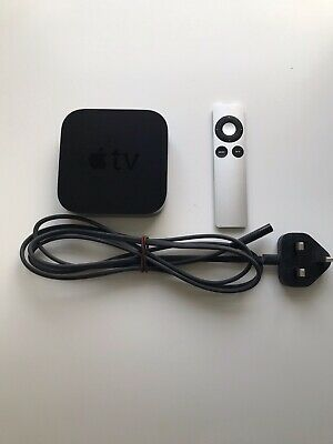 Apple TV 3rd Generation Media Streamer With Remote WiFi AirPlay 3rd Gen - A1427 • 28£