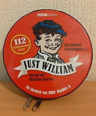 JUST WILLIAM BBC CD Audiobook Set Complete 112 Stories 28 CDs Richmal Crompton • 119.99£