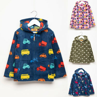 Kid's Fleece Hoody Rydale Boys Girls Children's Hooded Jacket Hoodie Top Jumper • 18.99£