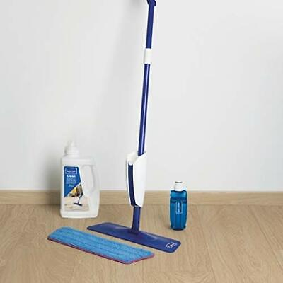 Quick-Step Spray Wood And Laminate Floor Cleaning Kit. Mop Set With 1L Cleaner • 35.75£
