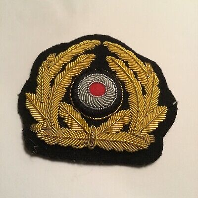 German Ww2 Hat Patches • 9.99£