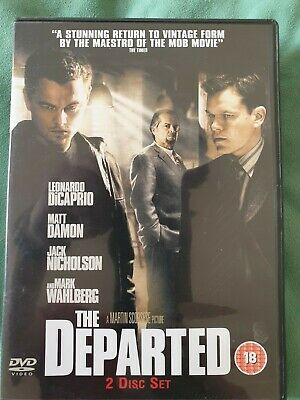 DVD The Departed • 2.50£