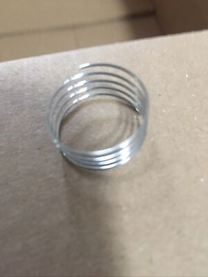 Huge Bundle Of Memory Wire Rings For Jewellery Making  • 4£