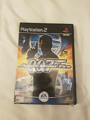 007 Agent Under Fire Ps2 • 2.99£