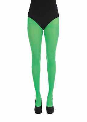 £3.49 • Buy Ladies Green Tights - Costume Accessory Fancy Dress Up World Book Day Elf